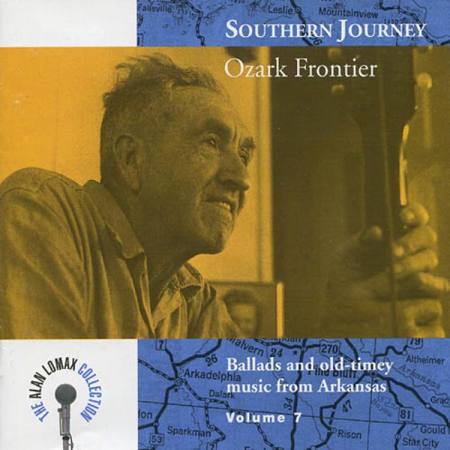 Southern Journey, Vol.7: Ozark Frontier (remaster)