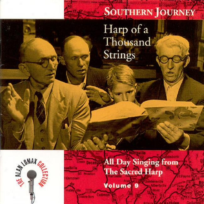 Southern Journey, Vol.9: Harp Of 1,000 Strings
