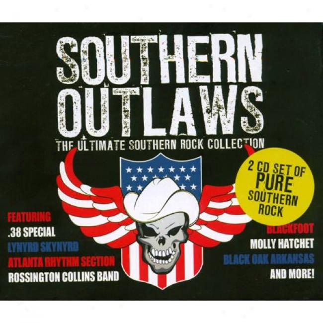 Southern Outlaws: The Ultimate Southern Rock Collection (2 Disc Box Sharpen)