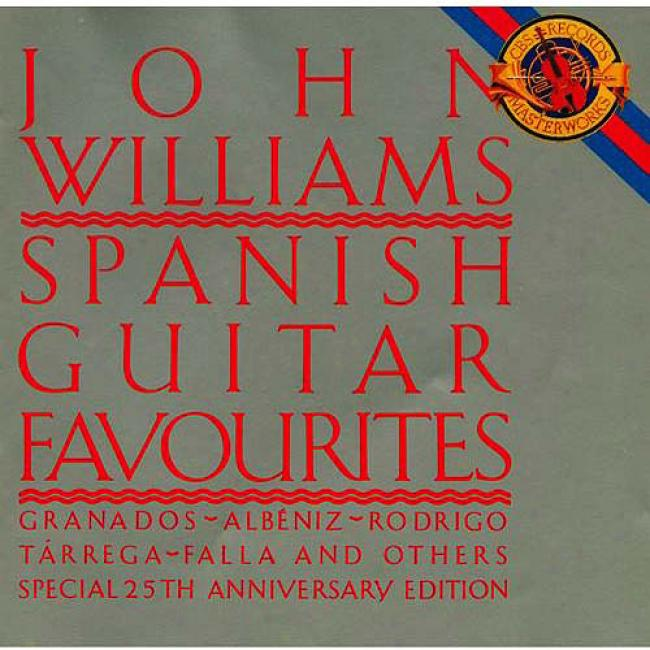 Spanish Guitar Favourites (25th Anniversary Edition)
