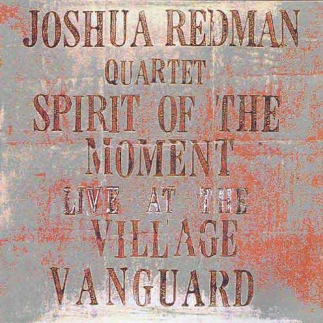 Spirit Of The Moment: Live At The Village Vanguard (2cd)