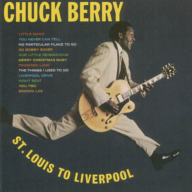 St. Louis To Liverpool (50th Anniversary Edition) (remaster)