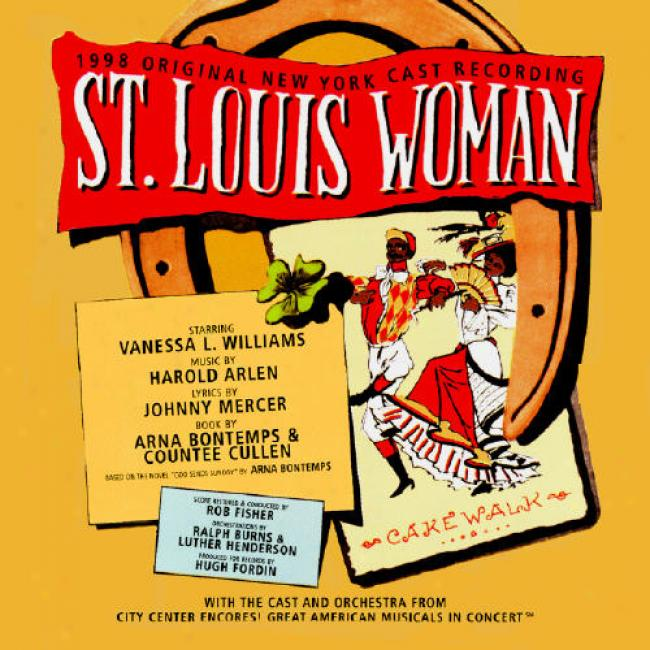 St. Louis Woman (1998 Original New York Cast Recorring) Soundtrack
