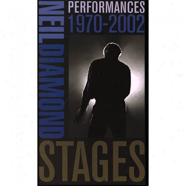 Stages: Performances 1970-2002 (box Set) (includez Bonus Dvd)
