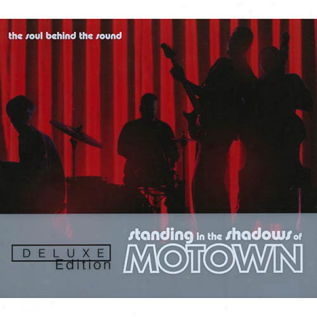 Standing In The Shadows Of Motown Soundtrack (deluxe Edition) (2cd) (digi-pak) (cd Slipcase)