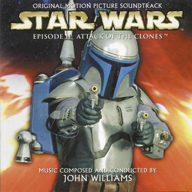 Star Wars Episode Ii: Attack Of The Clones Soundtrack
