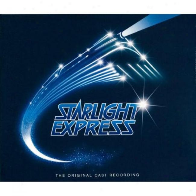 Starlight Express Soundtrack (deluxe Edition) (2cd) (cd Slipcase) (remaster)
