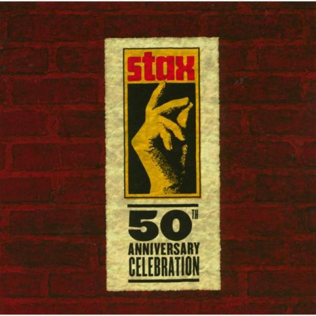 Stax 50th Anniversary Celebration (wal-mart Exclusive) (2cd)