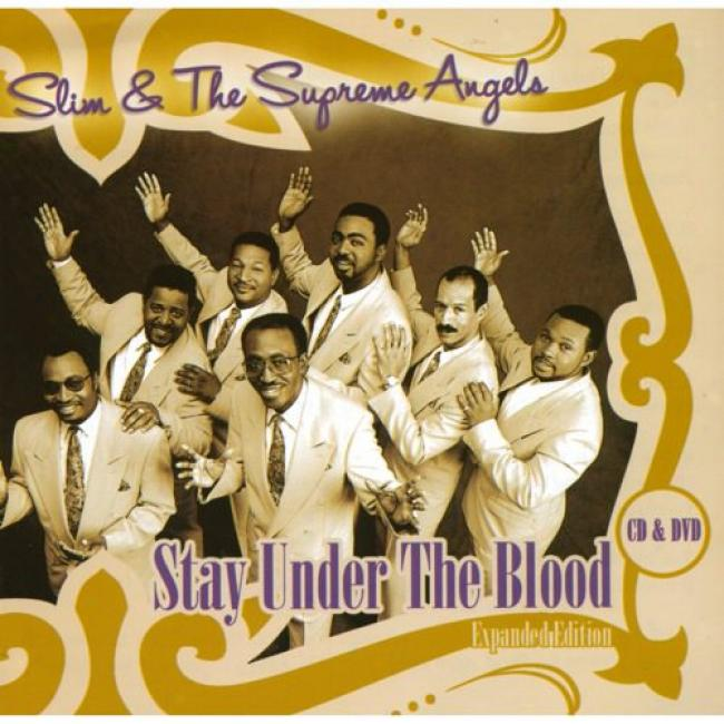 Stay Under The Blood (expanded Edition) (includes Dvd)