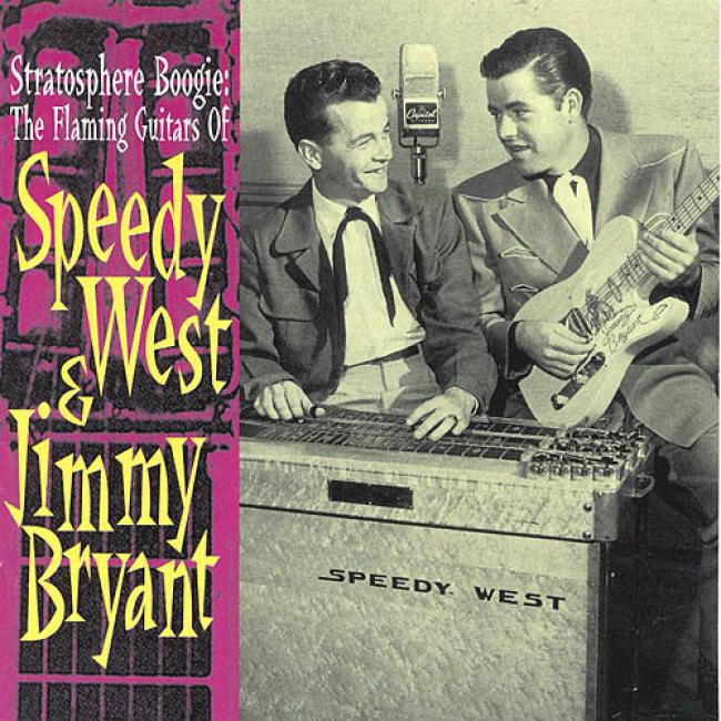 Stratosphere Boogie: Flaming Guitars Of West/bryant
