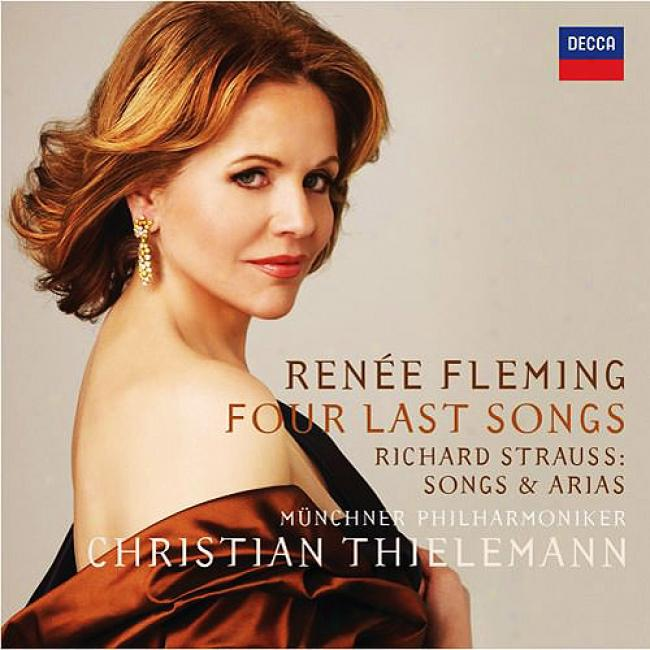 Strauss: Four Last Songs/signature Roles At The Met Opera (2cd) (cd Slipcase)