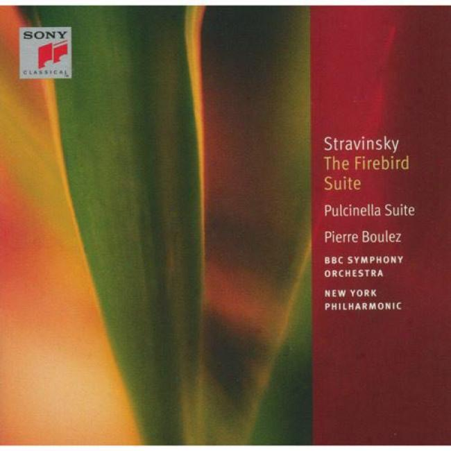 Stravinsky: The Firebird Suite/pulcinel1a Suite
