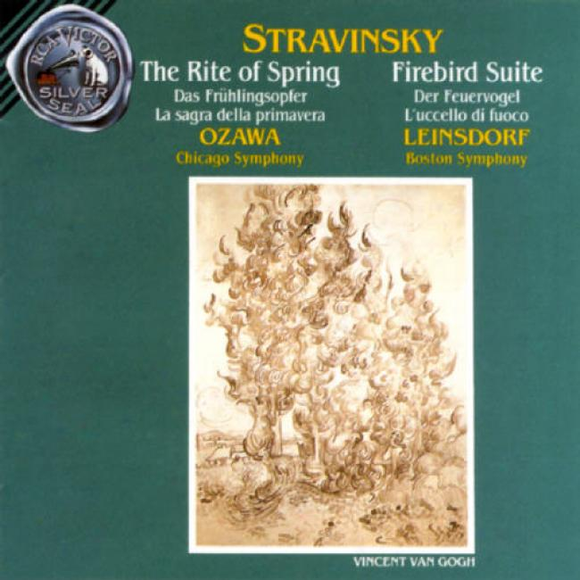 Stravinsky: The Rite Of Spring - Firebird Suite