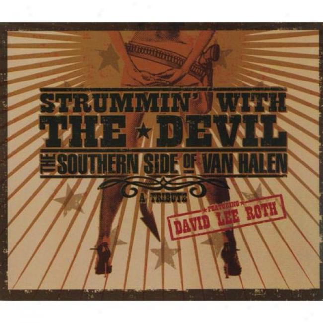 Strummin' With The Devil: The Southern Side Of Van Halen (cd Slipcase)
