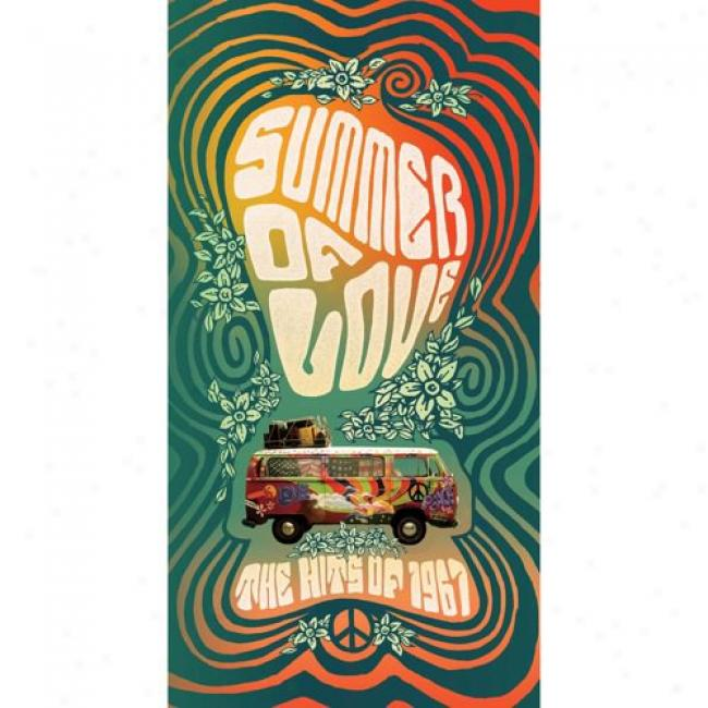Summer Of Love: The Hits Of 1967 (2 Disc Driver's seat Set) (includes Dvd)