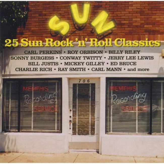 Sun Records: 25 Rock 'n' Roll Classics (remaster)