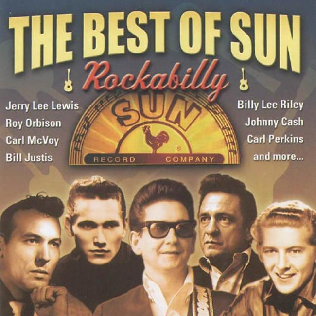Sun Records 50th Anniversary Edition: The Best Of Sun Records, Vol.2