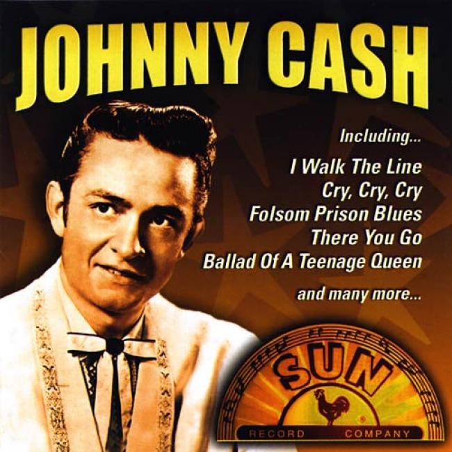 Sun Records 50th Anniversary Edition: Johnny Casj