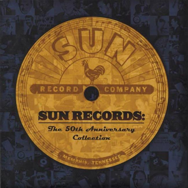 Sun Records: The 50th Day of annual celebration Collection (2cd) (remaster)