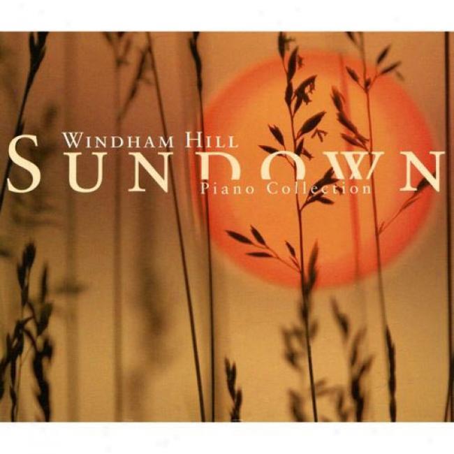 Sundown: A Windham Eminence Piano Assemblage (cd Slipcse)