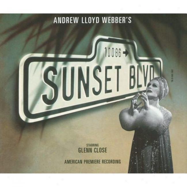Sunset Blvd. Soundtrack (deluxe Editio)n (2cd) (cd Slipcase) (remaster)
