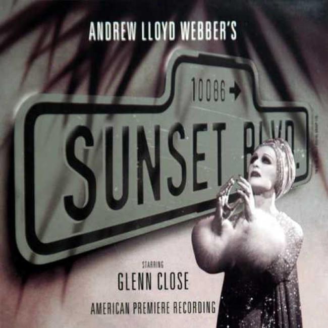 Sunset Boulevard Soundtrack (original Cast Recording)