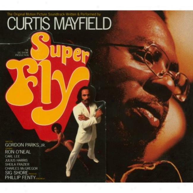 Superfly: Deluxe 25th Anniversary Edition Soundtrack (2cd) (remaster)