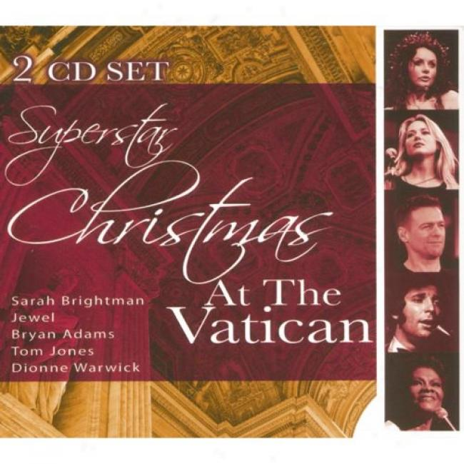 Sjperstar Cjrstmas At The Vatican (2cd) (digi-pak)
