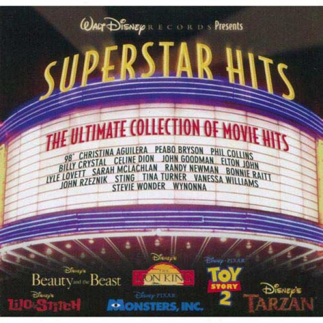Superstat Hits: The Ultimate Coloection Of Movie Hits