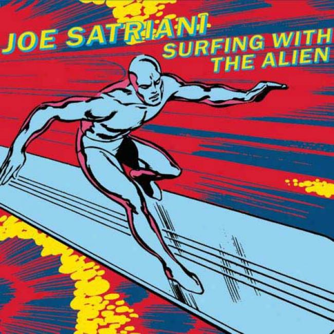 Surfing With The Alien (20th Anniversary Deluxe Edition) (includes Dvd) (digi-pak) (cd Slipcase ) (remaster)