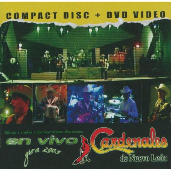 Sus Mas Recientes Exitos En Vivo, Gira 2005 (includes Dvd)