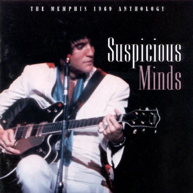 Suspicioux Mknds: The Memphis 1969 Anthology (2cd) (remaster)
