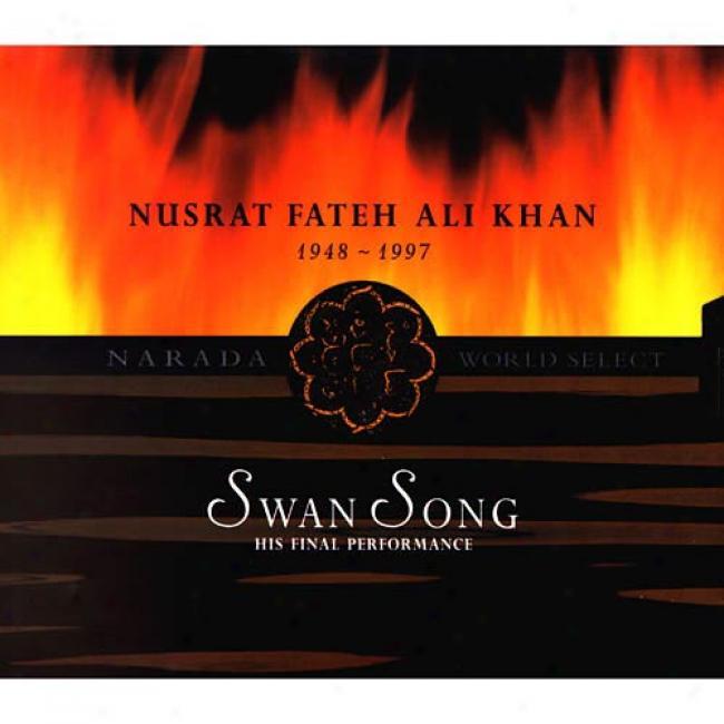 Swan Trifle: His Final Performance (2cd) (cd Slipcase)