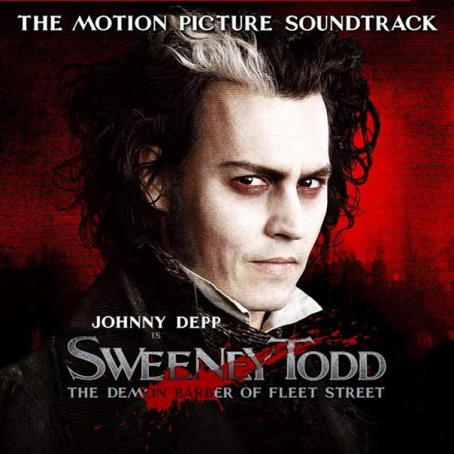 Swewney Todd: The Demon Barber Of Fleet Street Soundtarck (deluxe Edition) (cd Slipcase)