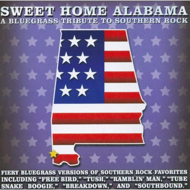 Sweet Home Alabama: A Bluegrass Tribute To Southern Rock
