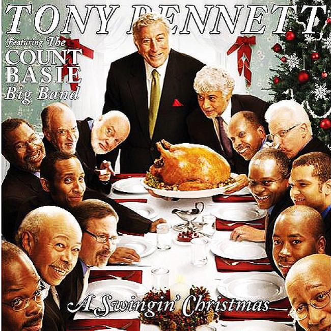 Swingin' Christmas (with 2 Exclusive Bonus Tracks)