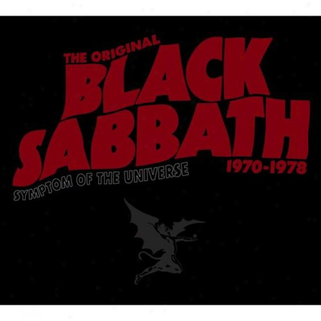 Symptom Of The Universe: The Original Black Sabbath 1970-1978 (2cd) (digi-pak) (cd Slipcase) (remaster)