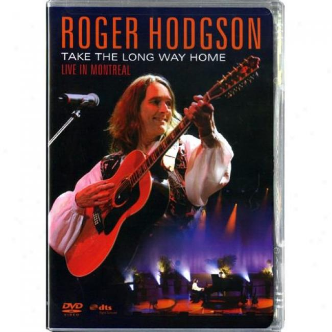 Take The Long Way Home: Live In Montreal (music Dvd) (amaray Case)