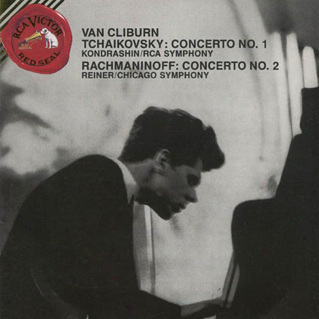 Tchaikovsky: Concerto No.1/rachmaninov: Concerto No.2