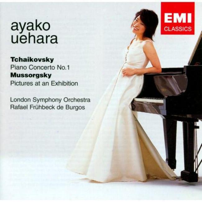 Tchaikovsky: Piano Concerto No.1/mussorgsky: Pictures At An Exhibition