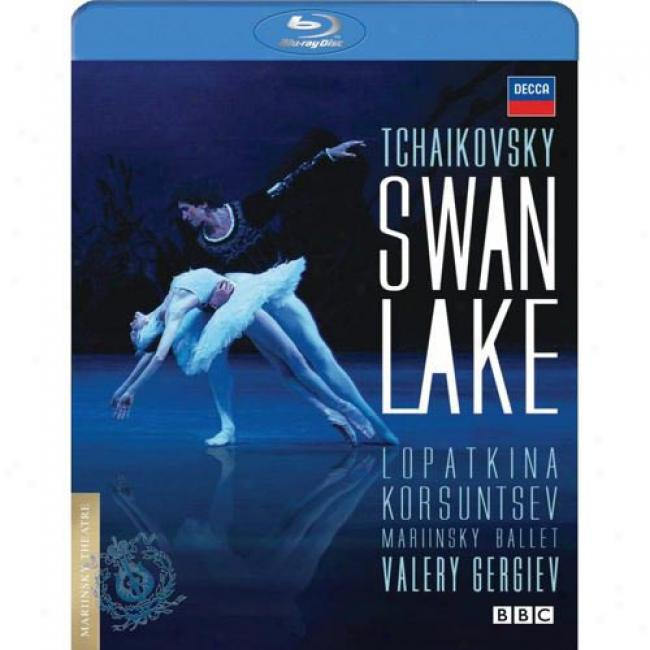 Tchaikovsky: Swan Lake (music Blu-ray) (bd Amaray Case)