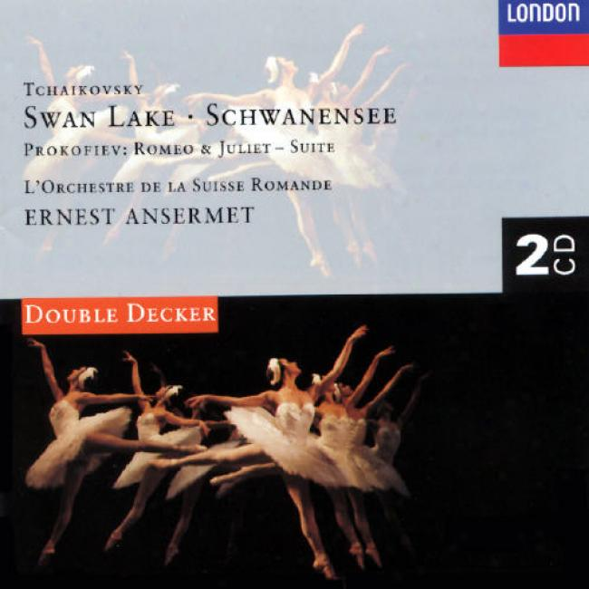 Tchaikovsky: Swan Lake - Prokofiev: Romeo And Juliwt-suite