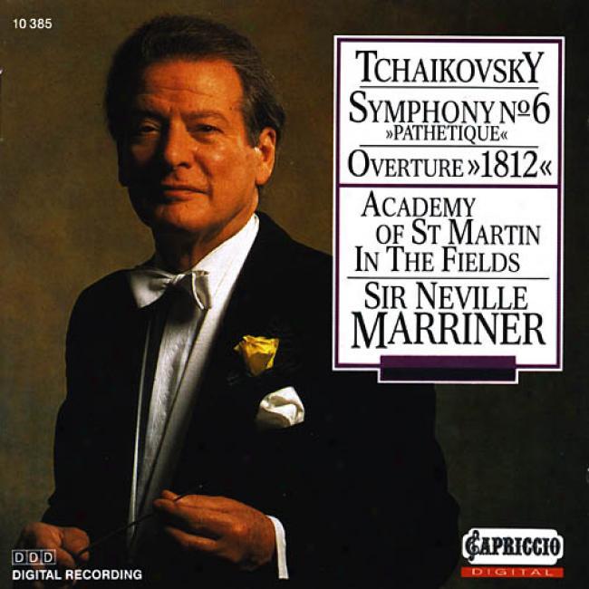 Tchaikovsky: Symphonie No.6 Op.74/ouverture