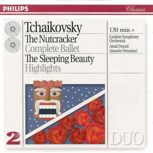 Tchaikovsky: The Nutcracker/the Sleeping Beauty