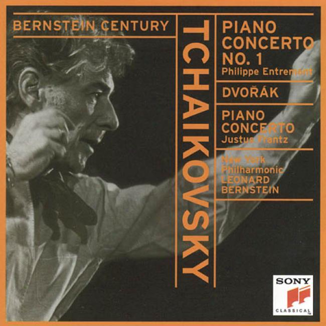 Tchaikovsky/dvorak: Piano Concertos (remaster)