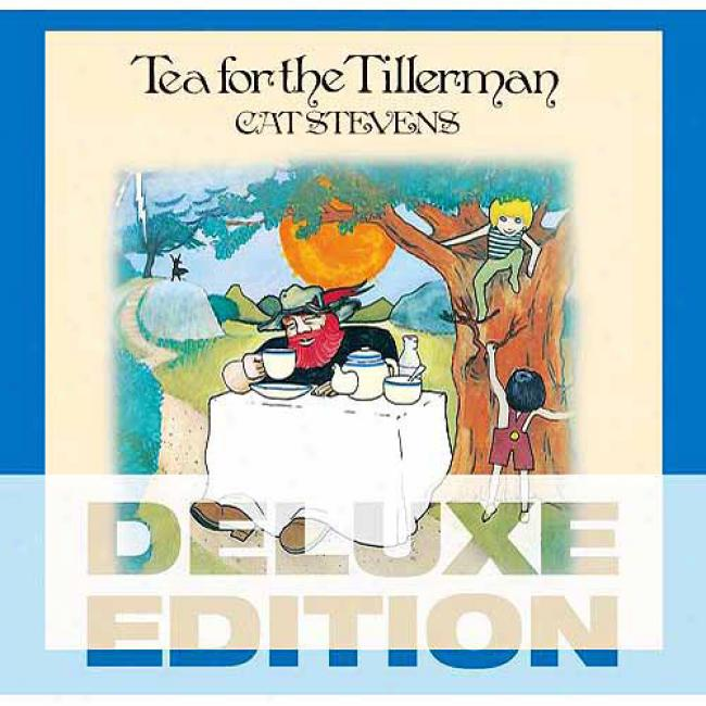 Tea For The Tillerman( deluxe Edition) (2cd) (remaster)