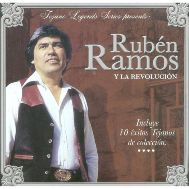 Tejano Legends Series Presents: Ruben Ramos Y La Revolucion