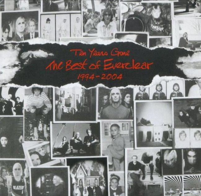 Ten Yearx Gone: The Best Of Everclear 1994-2004