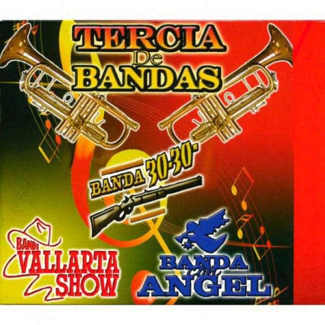 Tercia De Bandas (3 Disc Box Set) (cd Slipcase)