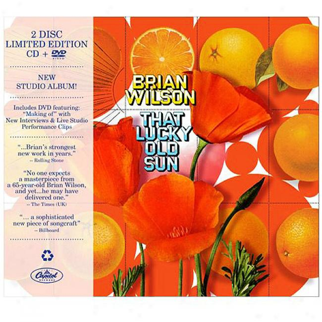 That Lucky Old Sun (limited Edition) (includes Dvd)
